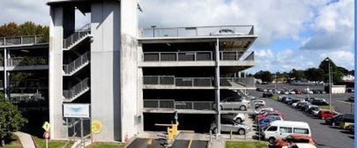 Safe parking for the staff of Middlemore Hospital