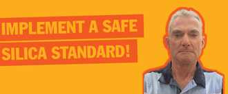 Implement a safe silica standard!
