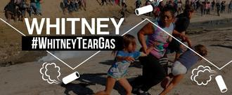 Tear gas whitney