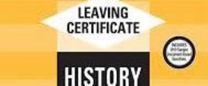 Extra time for Leaving Cert history students 2019