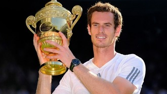 Officially change Henman Hill to Murray Mound