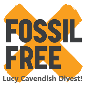 Divest Lucy Cavendish College From Fossil Fuels