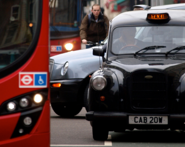 Apply Congestion/Pollution Charges to Blackcab-users