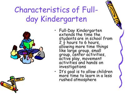Stop the Elimination of Full Day Kindergarten in Ontario