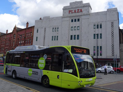 Save the Stockport Metroshuttle free bus service
