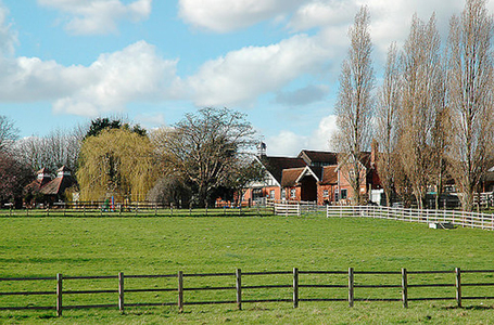 List College Farm, Finchley, London on the Community Asset Register