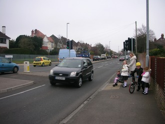 Havant Road crossing