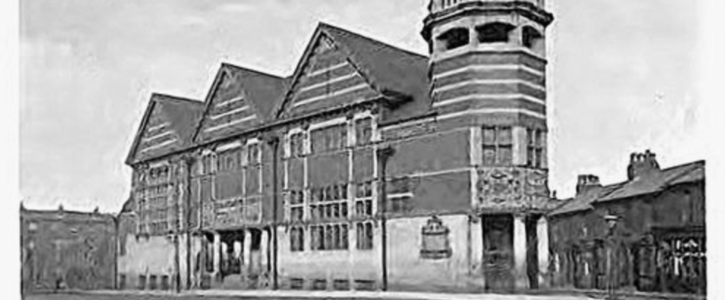 Save Everton Library