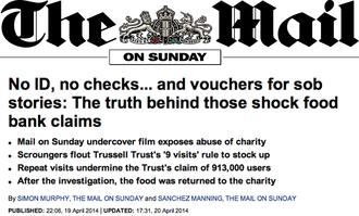 Make The Mail on Sunday Apologise