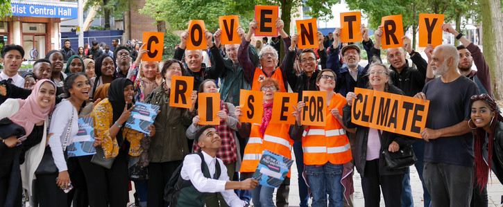 Coventry to Divest from Fossil Fuels, Reinvest Locally