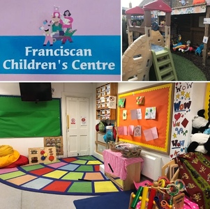 Keep 'Stay & Play' at Franciscan Children's Centre