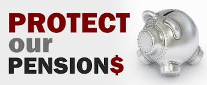 Bangor University - protect our pensions