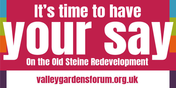 """THE HEART OF YOUR CITY IS UNDER THREAT…..HAVE YOUR SAY"""