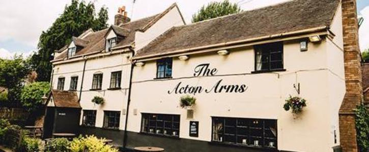 Save the Acton Arms Morville