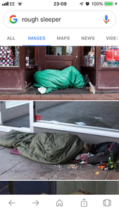 Do not cut support to rough sleepers
