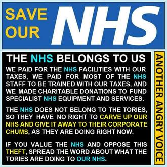 Saving the NHS