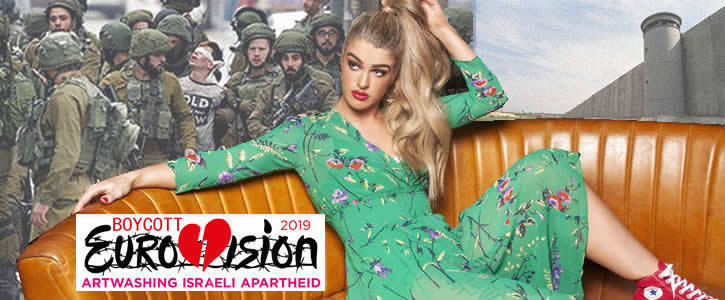 Sarah McTernan - Don't Go to Eurovision in Apartheid Israel