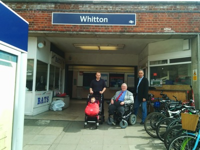 Make Whitton Station Accessible