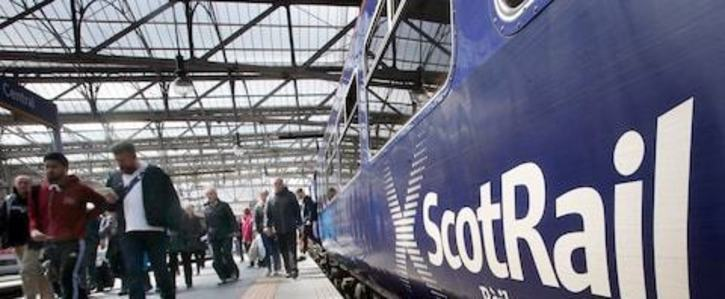 Scot Rail timetable Disadvantaging Areas North of Dundee