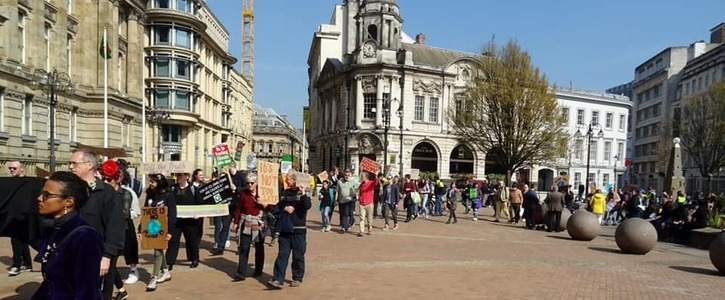 Birmingham City Council: Declare a Climate Emergency and Take Action