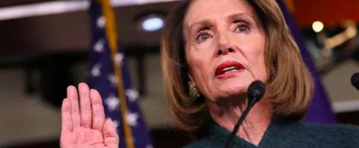 Speaker Pelosi: Uphold your Oath of Office or Resign