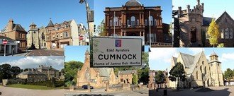 Cumnock collage pic 1