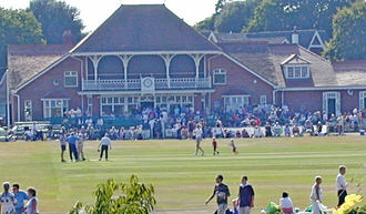 Save Dean Park cricket ground