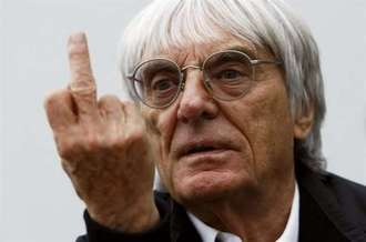 Make billionaire Bernie Ecclestone pay his taxes