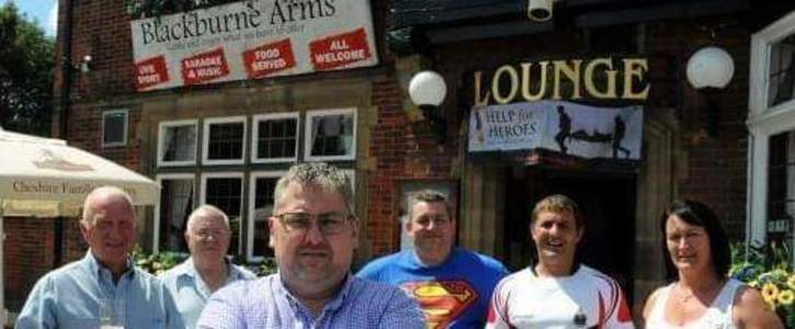 Friends of The Blackburne Arms