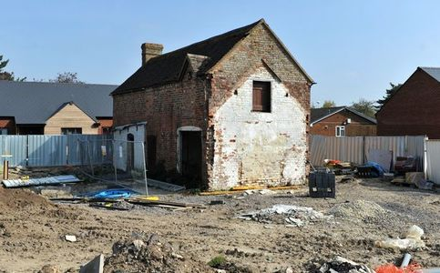 Stop the demolition of Old Coach House