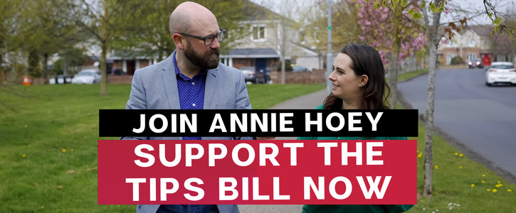 Support the Tips Bill