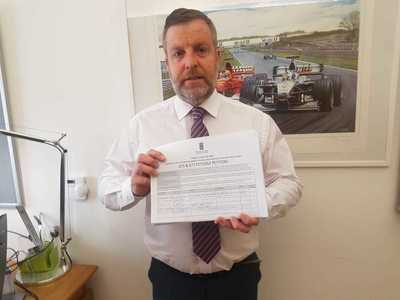 A75 and A77 Pothole Petition