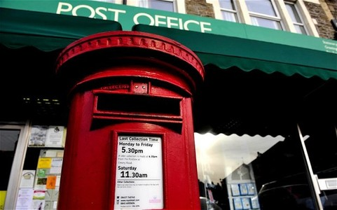 Save the Post Office in Sidcup
