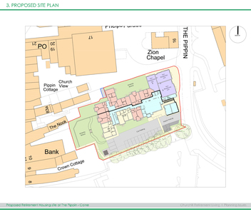 Formal Objection to Calne 'Retirement Homes' Planning Application 19/03435/FUL