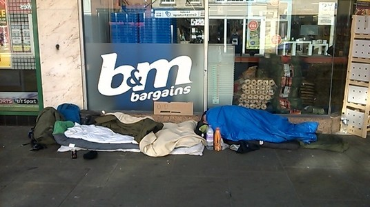 Call for Emergency Homeless Crisis