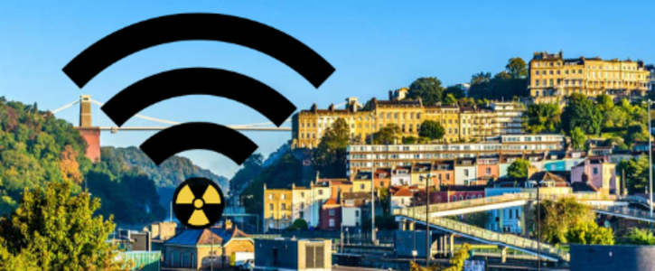 Pause Bristol's 5G Rollout