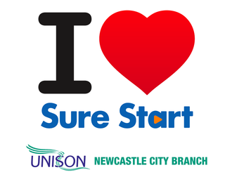 Save Newcastle Sure Start