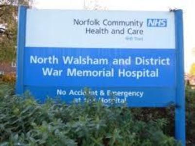 Stop Parking Charges for NHS staff at North Walsham Memorial Hospital.