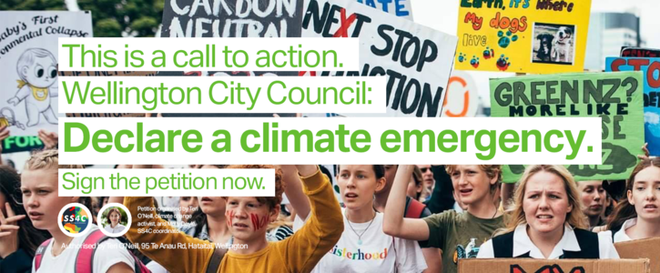WCC - Declare a Climate Emergency