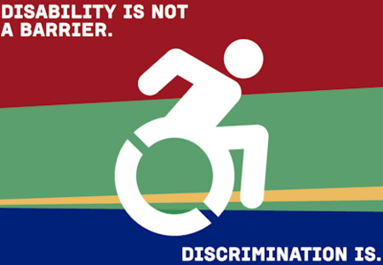 clamp down on disability discrimination in London South Bank University