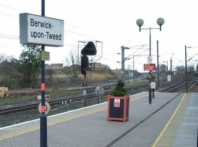Later trains to Berwick-upon-Tweed