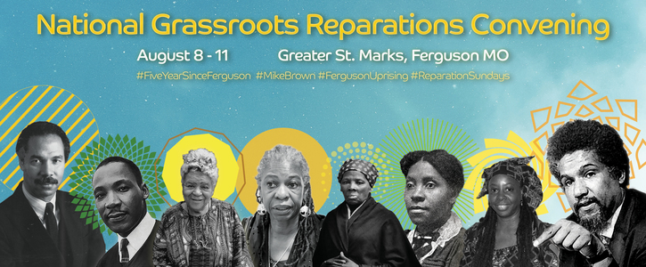 Take The FOR Truth and Reparations Pledge