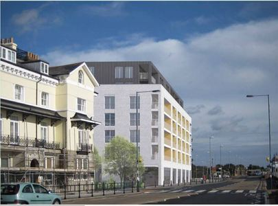 YES TO THE MCCARTHY AND STONE PROPOSAL FOR THE SAVOY BUILDINGS ON SOUTHSEA SEAFRONT