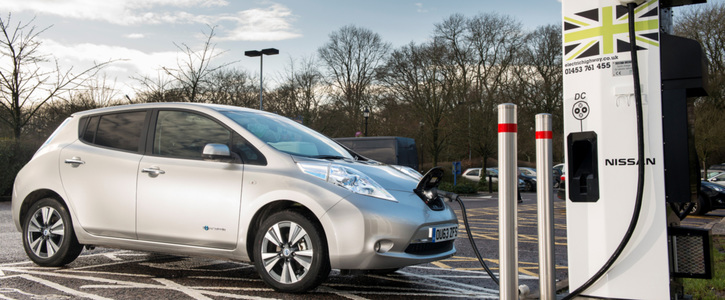 Rationalise Electric Vehicle Charging Payments