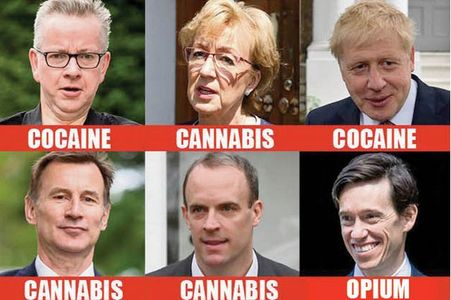 Compulsory Drugs Testing for MPs and Lords