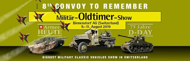 Verbot Convoy to Remember