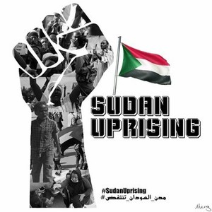 I call on the British government to condemn the massacre of  the Sudanese military regime