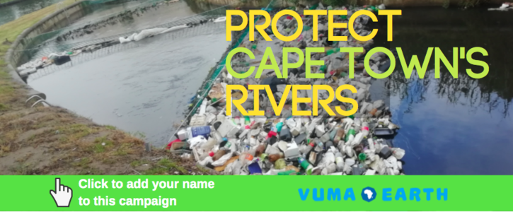 Protect Cape Town's Rivers from Pollution