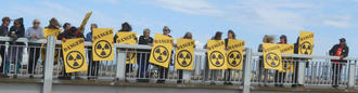 No more Uranium Exports from Port Adelaide