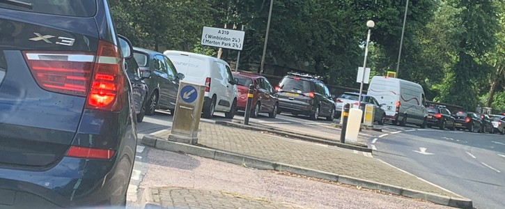 Petition to remove no left turn restriction on Withycombe Road and Inner Park Road Southfields SW19